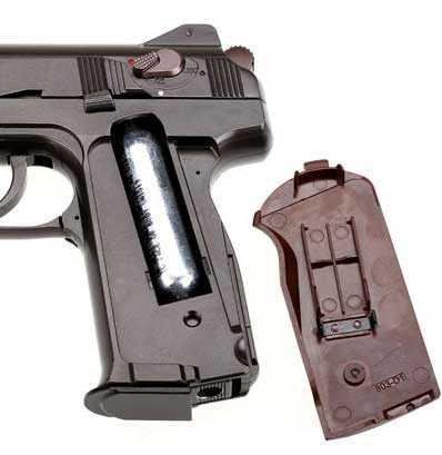 Gletchwer Stechkin APS BB pistol grip off