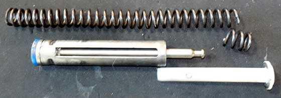Diana 34P powerplant parts