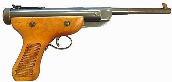 Diana 5V pistol