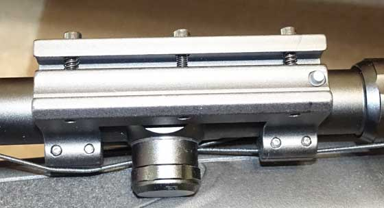 Gamo Maxxim scope base