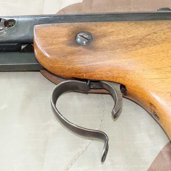 Diana Model 5v Pellet Pistol Part 3 Air Gun Blog