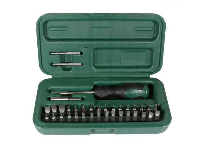 Weaver tool kit