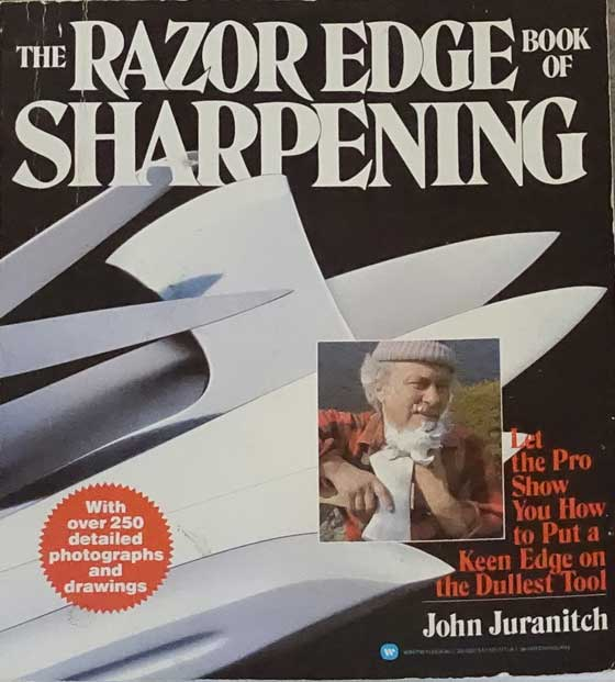 sharpening book