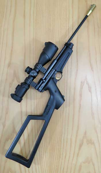 Crosman 2400KT CO2 Air Rifle – Part 9 | Air gun blog