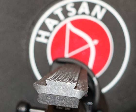 Hatsan Bullmaster scope rail