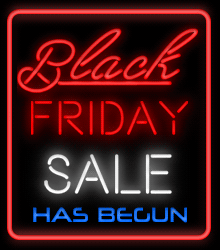 SHOP BLACK FRIDAY AT PYRAMYD AIR!