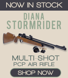 Diana Stormrider Multi-shot PCP Air Rifle