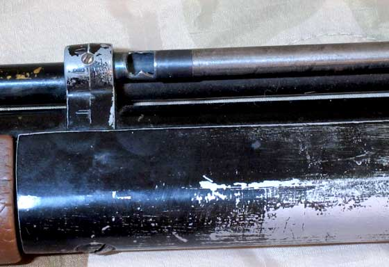 Crosman 102 multi-pump pneumatic repeater: Part 2 | Air gun