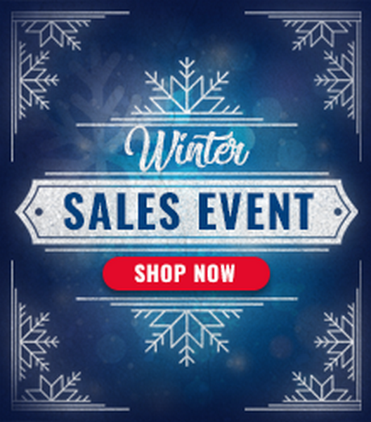 Shop the Winter Sales Event Sale