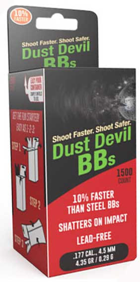 Dust Devil box