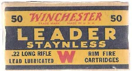 Winchester Staynless