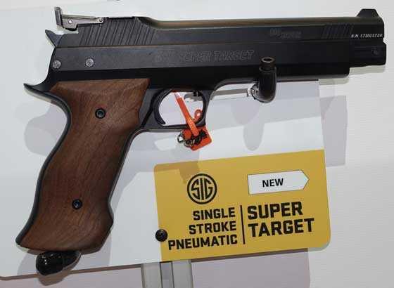 Sig Super Target