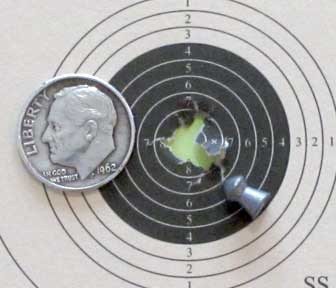 Baracuda target 1