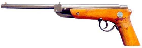 FLZ pistol