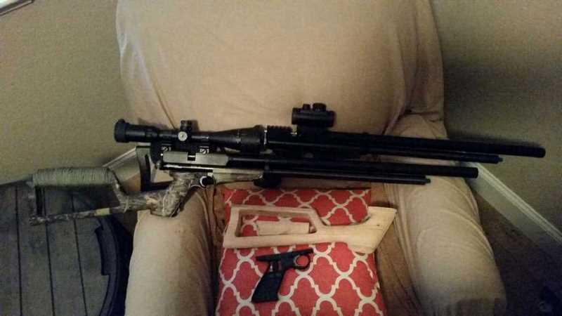 Crosman 2400KT CO2 Air Rifle — Part 13 | Air gun blog