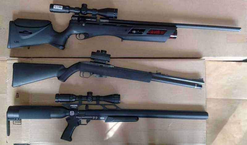 Umarex Gauntlet: Part 1 | Air gun blog - Pyramyd Air Report
