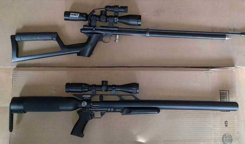 FLZ Luftpistole, version 2: Part 1 | Air gun blog - Pyramyd Air Report