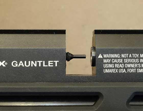 Umarex Gauntlet: Part 3 | Air gun blog - Pyramyd Air Report