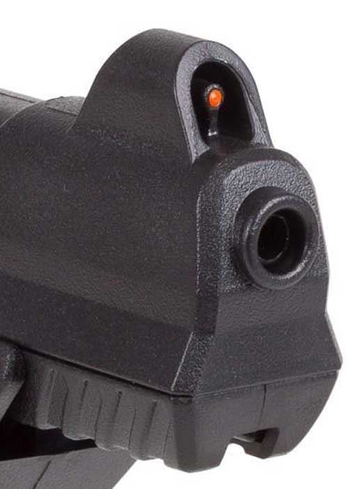 Strike Point front sight