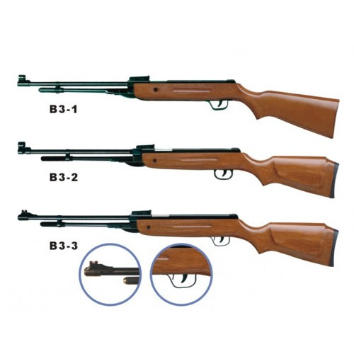 Gamo Air Rifle Parts Diagram