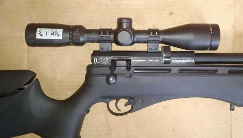 Umarex Gauntlet: Part 4 | Air gun blog - Pyramyd Air Report
