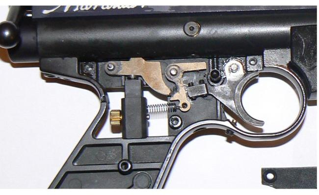 Crosman 2400KT CO2 Air Rifle — Part 14 | Air gun blog