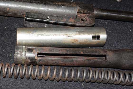 Chinese B3 underlever: Part 5   Air gun blog - Pyramyd Air Report