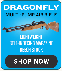 Seneca Dragonfly Multi-Pump Air Rifle
