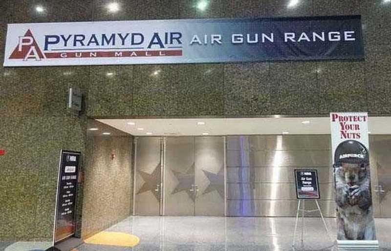 Pyramyd Air range