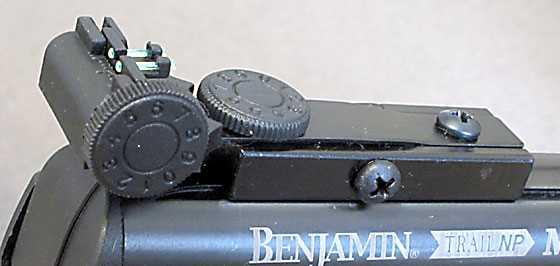Benjamin Trail Nitro Piston Mark II pistol: Part 1 | Air gun