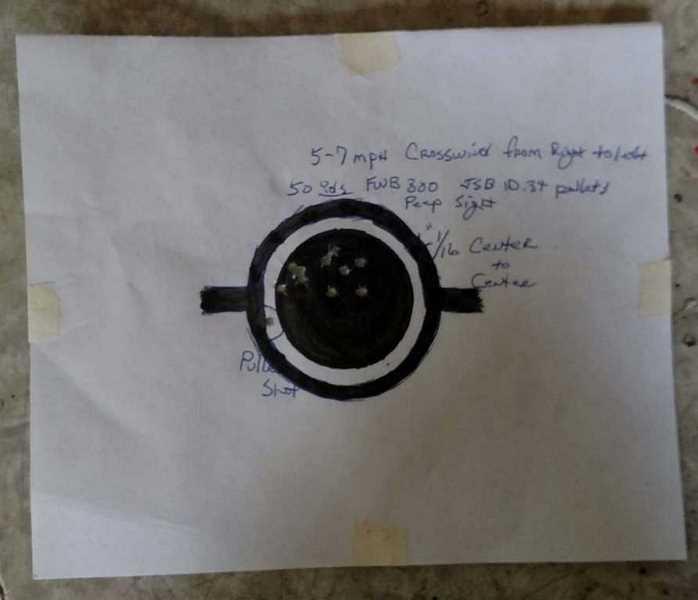 Using peep sights: Part 2   Air gun blog - Pyramyd Air Report