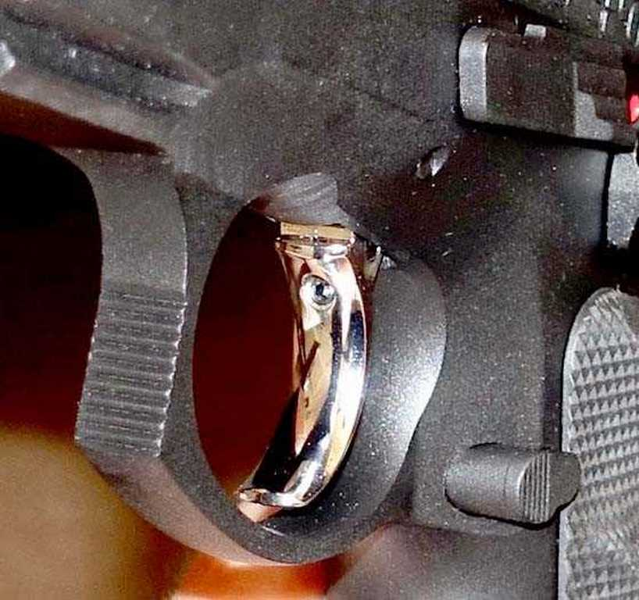 ASG SP-01 trigger