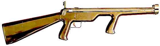 Johnson Indoor Target gun