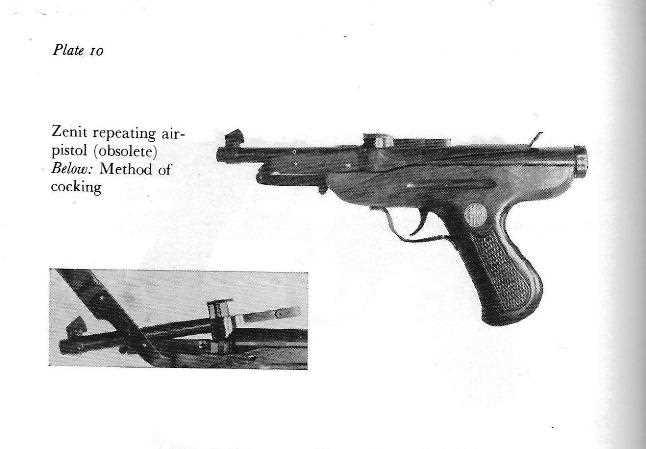 The Stiga Zenit – an EM-GE Zenit clone: Part 1 | Air gun