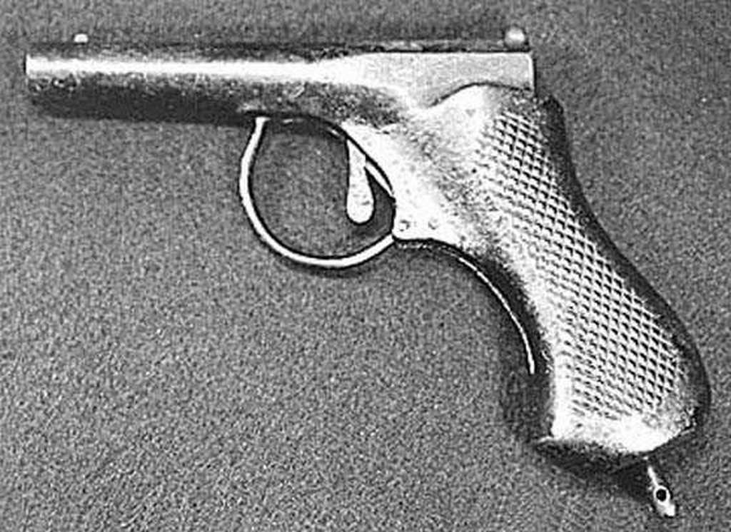 Haviland and Gunn pistol