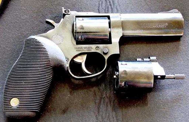 Taurus revolver