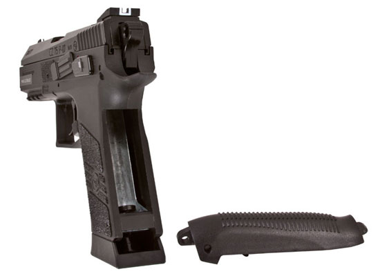 ASG CZ 75 P-07 Duty BB pistol with blowback: Part 1   Air gun blog
