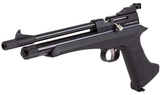 Diana Chaser air pistol