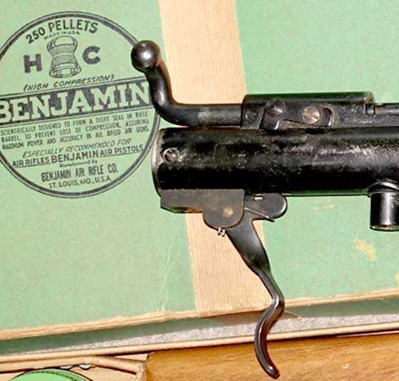 Benjamin 310 trigger