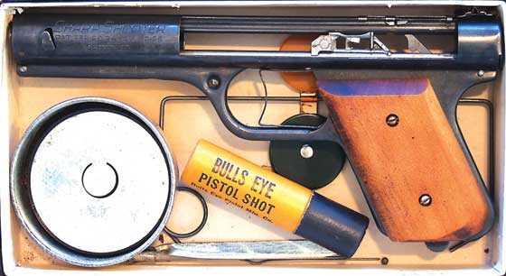 Sharpshooter pistol