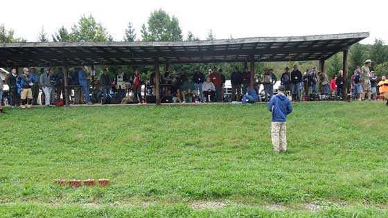 Field Target meeting