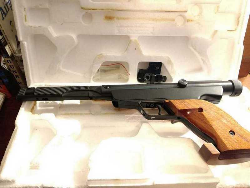 Hy Score 816/Diana model 6 pistol: Part 1 | Air gun blog