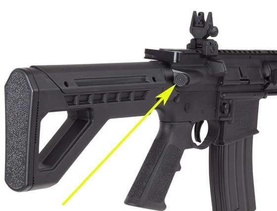 Crosman DPMS SBR full-auto BB gun: Part 1 | Air gun blog