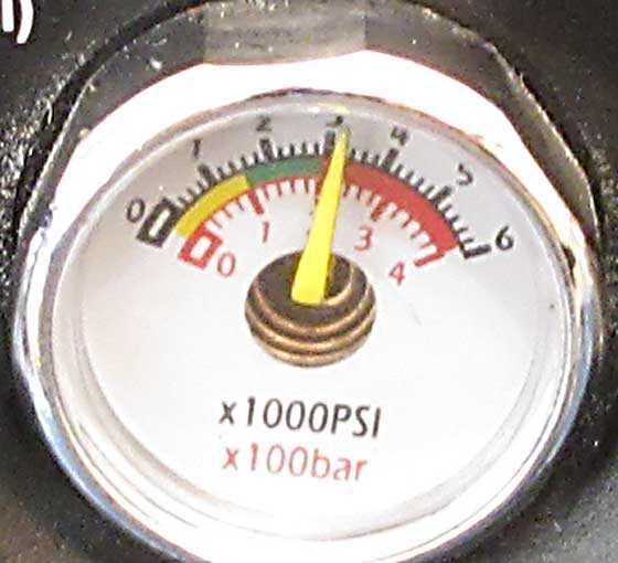 Seneca Aspen PCP gauge