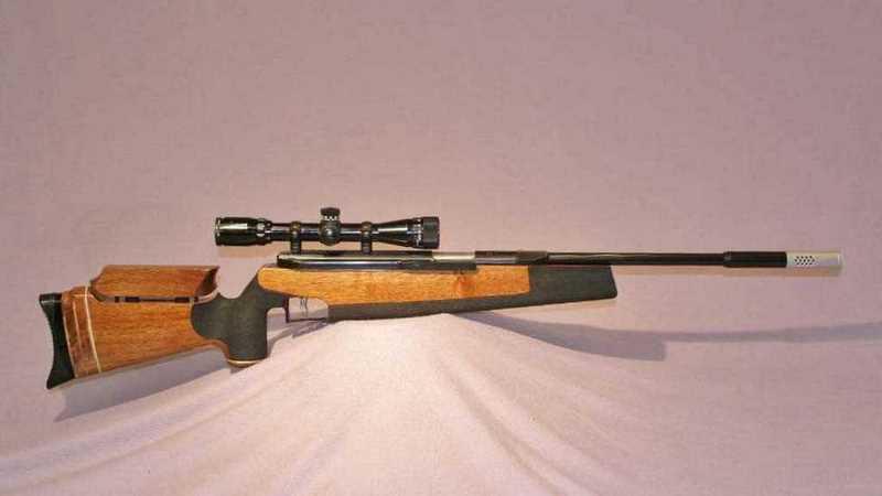 A vintage FWB 300S tests new pellets   Air gun blog