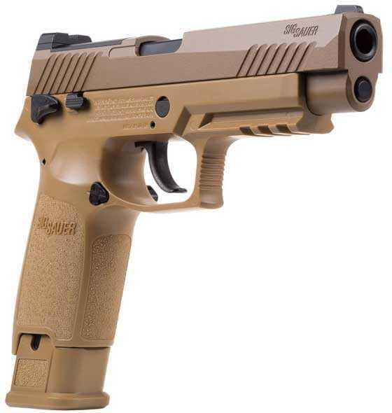 Sig M17 pellet pistol