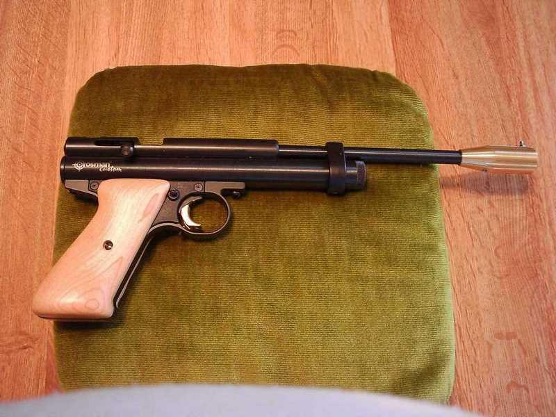 Benjamin Marauder Pistol Trigger Assembly 2220-103 More