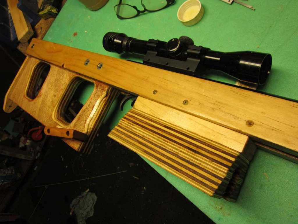 DIY Rifle Stock – Part 1 | Air gun blog - Pyramyd Air Report