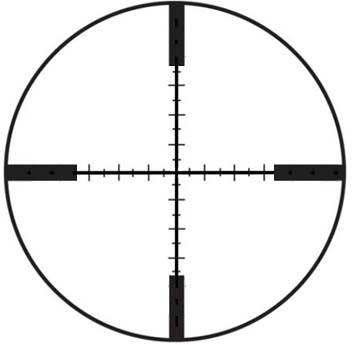 Sig ASP20 Whiskey3 reticle