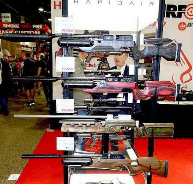 2019 SHOT Show: Part 4 | Air gun blog - Pyramyd Air Report